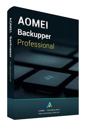 AOMEI Backupper Pro 6.4.0 with Crack + WinPE Boot Download