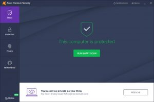 Avast premium security activation code with download key