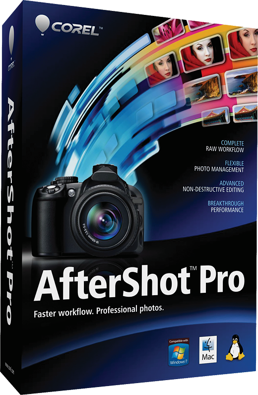 Corel releases Service Pack 1.0.1 for AfterShot Pro: Digital Photography Review