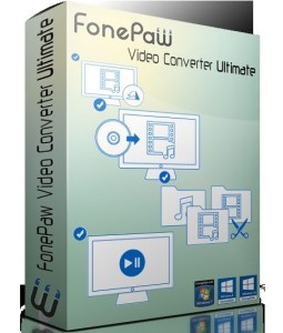 FonePaw Video Converter Ultimate 6.3.0 With Full Crack [Latest]