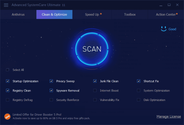IOBIT Advanced Systemcare Pro Ultimate Serial