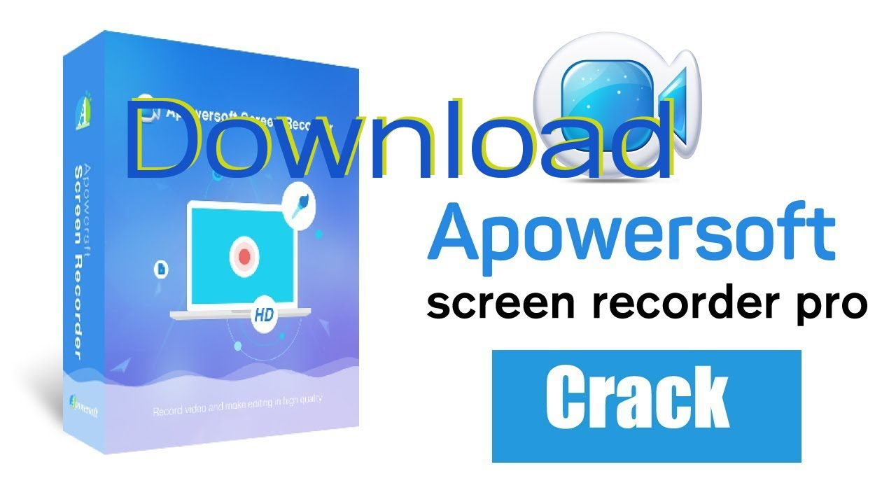 Apowersoft Screen Recorder Pro 2.3.8 + Crack 2020- free - YouTube